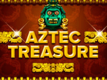 Автомат Новоматик Aztec Treasure