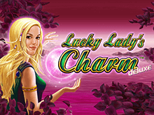 Lucky Lady's Charm Deluxe - игровые автоматы от Новоматик