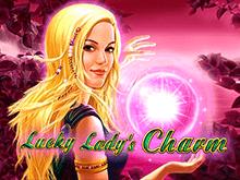 Lucky Lady's Charm - игровые автоматы игрософт онлайн бесплатно