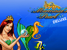Mermaid's Pearl Deluxe - игровые автоматы от Novomatic