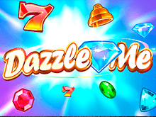Игра на деньги в онлайн автомат Dazzle Me